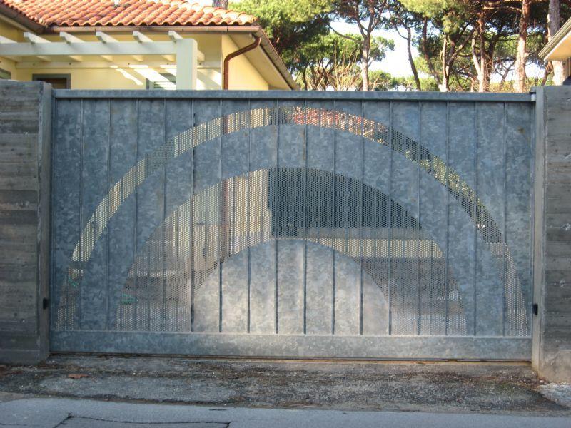 automazione cancello interrato RIB Pisa